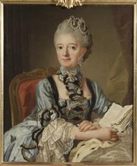 Lovisa Ulrika, 1720-1782, prinsessa av Preussen, drottning av Sverige