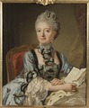 Lovisa Ulrika, 1720-1782, prinsessa av Preussen, drottning av Sverige (Lorens Pasch d.y.) - Nationalmuseum - 16044.tif