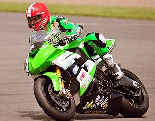 Luca Scassa Italian motorcycle racer