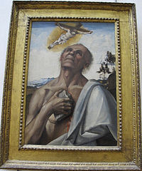 Saint Jérôme pénitent en extase