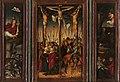 Lucas Cranach - La Crucifixión con la oración en el Huerto y la resurrección, c. 1520.jpg