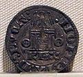 Lucca, signoria della repubblica di pisa, argento, 1342-1369.JPG