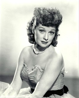 Lucille Ball Lux Radio Theatre 1951.JPG