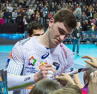 Ludovic Fabregas French handball player