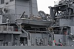 Lunch of JS Chihaya(ASR-403) right rear view at JMSDF Kure Naval Base May 6, 2018 02.jpg