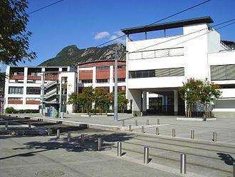 Cité Scolaire Internationale Europole - CSI Grenoble
