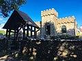 Lych Gate, Kirkandrews Memorial Chapel, Kirkcudbright, 1.jpg