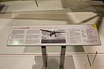 Lysander R9125 information board at RAF Museum London Flickr 2224829958.jpg