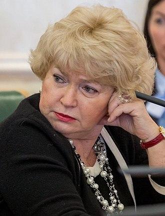 Lyudmila Narusova - Lyudmila Narusova (2018)