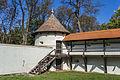 Mágochy–Alaghy–Sennyei-kastély fala, részlet.jpg