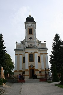 Maňa municipality of Slovakia