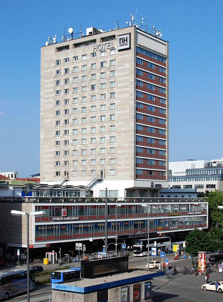 Nh Hotel Wien