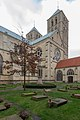 Münster, St.-Paulus-Dom, Domherrenfriedhof -- 2019 -- 3871.jpg