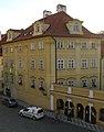 Měšťanský dům U zlatého lva (Malá Strana), Praha 1, Na Kampě 7, Malá Strana.JPG