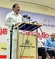 M. Venkaiah Naidu addressing at the Kaushal Yojana programme, at Swarna Bharat Trust, in Atkur, Vijayawada, Andhra Pradesh.jpg