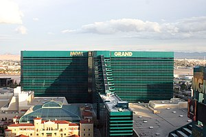 MGM Grand Hotel, Las Vegas, Nevada, USA