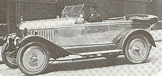 Carbodies - Image: MHV MG 14 28 sports 1924