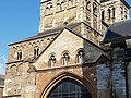Maastricht, St-Servaasbasiliek, Westwerk & Bergportaal.jpg