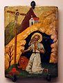 Madonnaro veneto-cretese, san girolamo in preghiera davanti al crocifisso, xv secolo.jpg