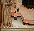 Maestro di Figline, maestà tra i ss. elisabetta d'ungheria, ludovico di tolosa e angeli, post 1317, 10.jpg