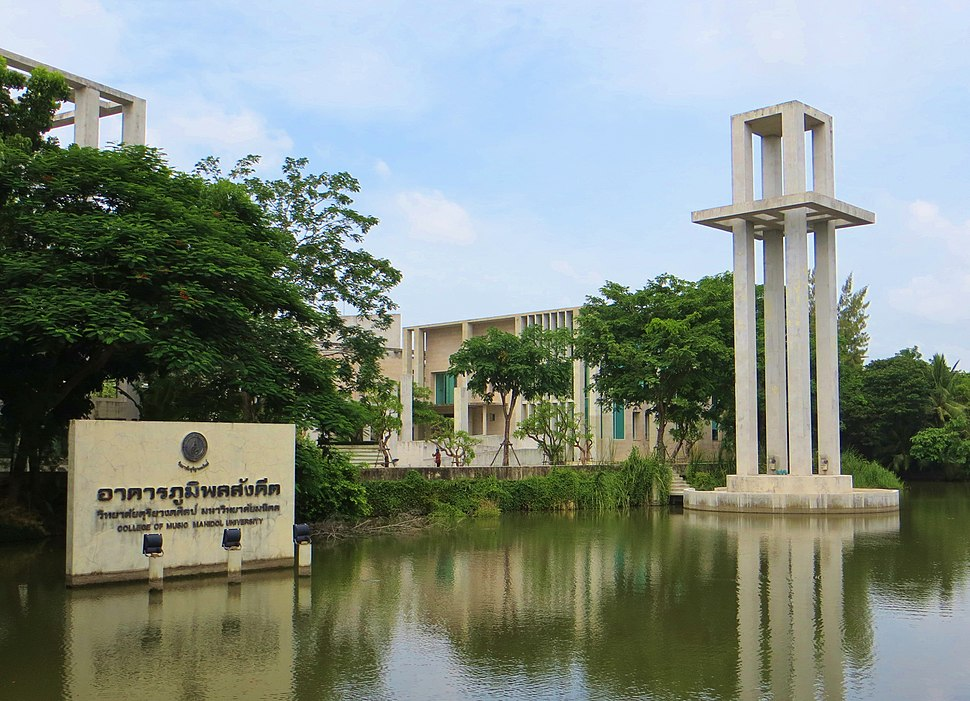 MahidolUniversityMusicSchool