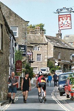 Main Street, Grassington, Yorkshire - geograph.org.uk - 133592.jpg