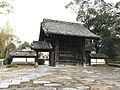 Main gate of Yamaguchi Castle from inner side.jpg