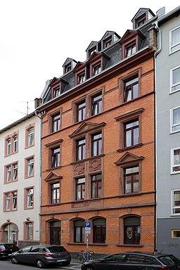 Forsterstraße in Mainz