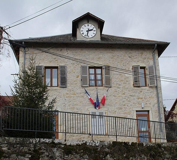 Photo de la ville Colomieu