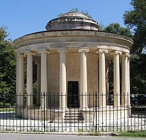 Thomas Maitland (British Army officer) - Maitland Monument in Corfu