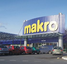 illustration de Makro