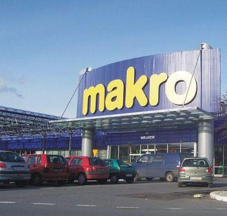 Makro - Makro in Kraków, Poland