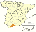 Malaga Province, Spain - location.png
