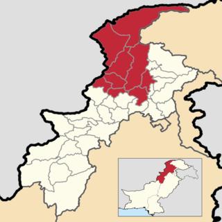 Malakand Division Administrative division of Khyber Pakhtunkhwa, Pakistan