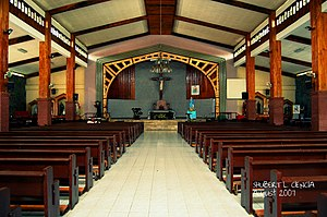 Malaybalay Cathdral interior.jpg