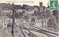 Malcuit 1 - MEULAN - Le Tunnel et le Clocher.jpg