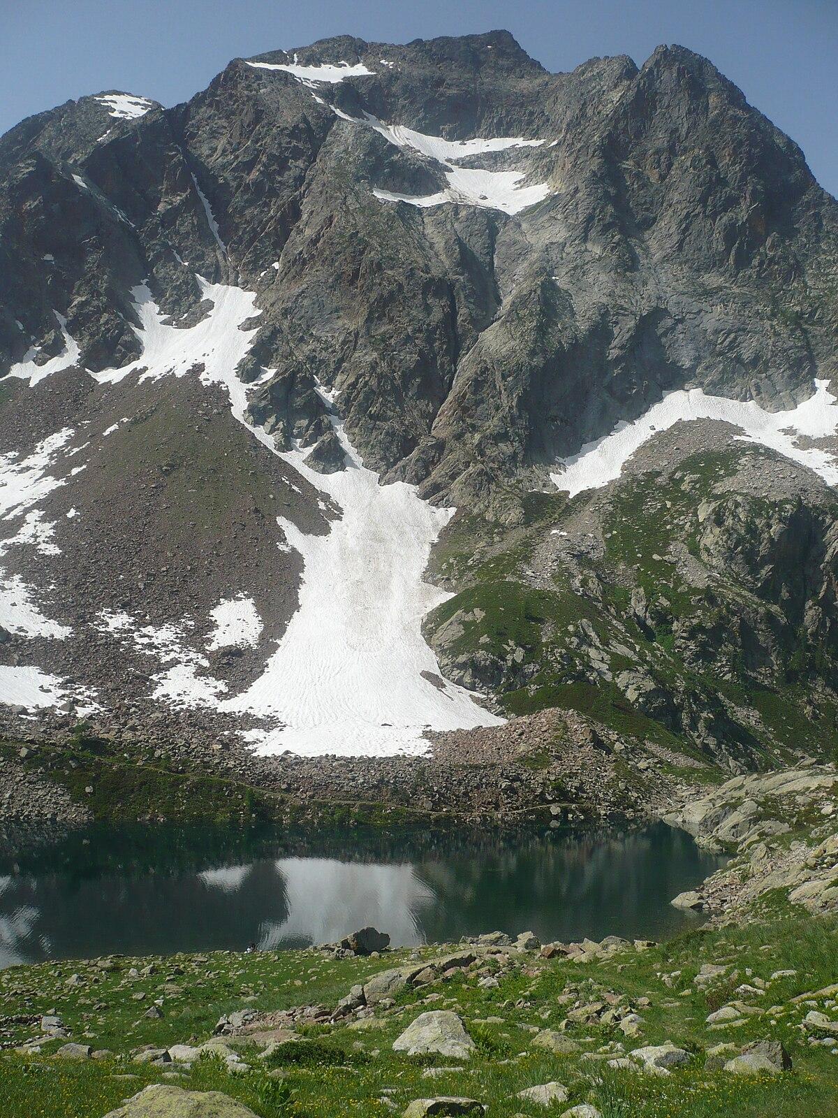 Lago malinvern wikipedia - Sopra un mare di specchi si vola ...