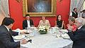 Mandataria ofreció un almuerzo con motivo de la visita a Chile del señor Thomas Piketty (16094833777).jpg