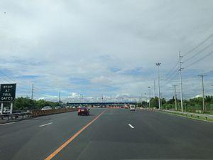 Radial Road 1 - Manila–Cavite Expressway in Las Piñas.