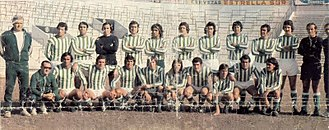 Real Betis - Real Betis 1974/75