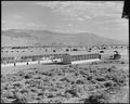 Manzanar Relocation Center, Manzanar, California. A view of the Manzanar Relocation three months af . . . - NARA - 538097.tif