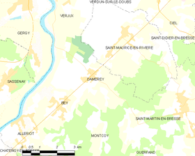 Map commune FR insee code 71167.png