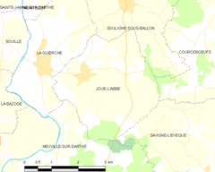 Map commune FR insee code 72150.png