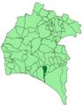 Map of Lucena del Puerto (Huelva).png