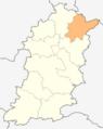 Map of Nikola Kozlevo municipality (Shumen Province).png