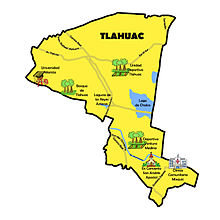 Tlhuac  Wikipedia la enciclopedia libre