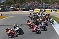 Marc Márquez leads the pack 2014 Jerez.jpeg