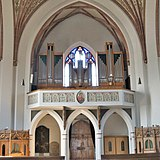 Admission of the Virgin Mary - Gaimersheim 018.jpg
