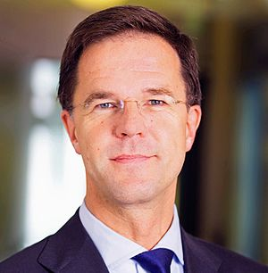 Second Rutte cabinet - Mark Rutte