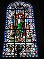 Maroilles (Nord, Fr) église vitrail 12 apôtres 02.jpg